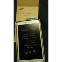 Tabla Samsung Galaxy Tab 3 16gb Wifi 8 Sm T310 Nueva