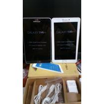 Samsung Tab 4 Oferta !!! Koreana , Blanco Y Negro