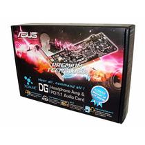 Tarjeta De Sonido Asus Xonar Dg 5.1 Pci Con Amplificador