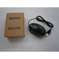 Mouse Sony (generico) Alambrico