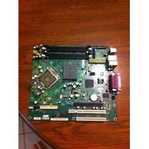 Tarjeta Madre Dell Optiplex Gx620 Uso O Para Respuesto
