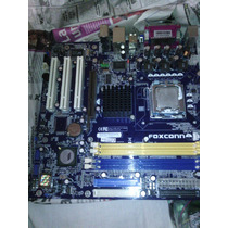 Tarjeta Madre Foxconn + Procesador Intel 3.0 P4