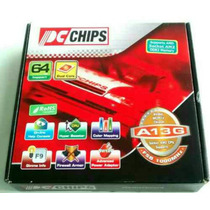 Tarjeta Madre Pc Chips Para Am2-100%nueva
