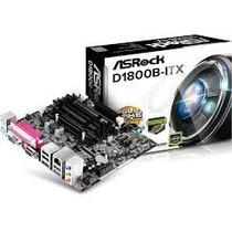 Asrock D1800b-itx Combo Intel Dual Core Tienda. Factura