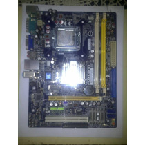 Combo Tarjeta Madre Foxconn G31mv-k