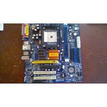 Tarjeta Madre Amd Socket 754 Ddr400 Para Reparar O Repuesto
