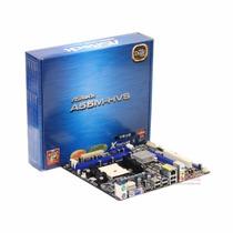 Mainboard Asrock A55m-hvs Para Amd Socket Fm1