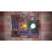 Tarjeta Madre P4m800-m7, Usada Para Reparar