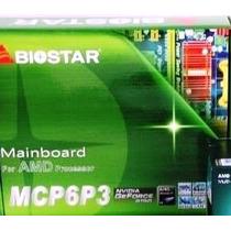 Tarjeta Madre Biostar Mcp6p3 Amd Nueva