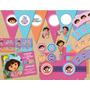 Kit Imprimible Dora La Exploradora Fiesta Infantil- Niña-diy