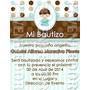 Tarjetas De Invitacion Bautizo - Invitaciones Epv