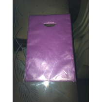 Bolsas Unicolor 15 X 25 - Cotillos Regalos Boutique