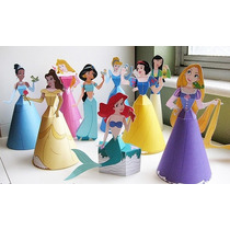 Kit Imprimible Princesas Disney