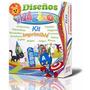 Mega Kit Imprimible Empresaial Invitaciones Cajas Recuerdos