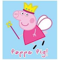 Kit Imprimible De Peppa Pig Princesa