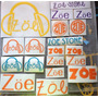 Etiquetas Auto Adhesiva Personalizadas En Vinilo Resistente