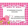 Kit Imprimible Etiquetas Escolares Con Imagenes De Buhos
