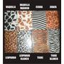 Cartulina Decorativa Animal Print Tarjetería Manualidades