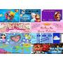 Paquete De Invitaciones,15 Años, Infantiles, Babyshowhers