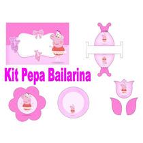 Kit Imprimible Pepa Pig Y George Pig