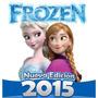 Kit Imprimible Frozen Invitaciones Candy Bar Cumples Y Mas!