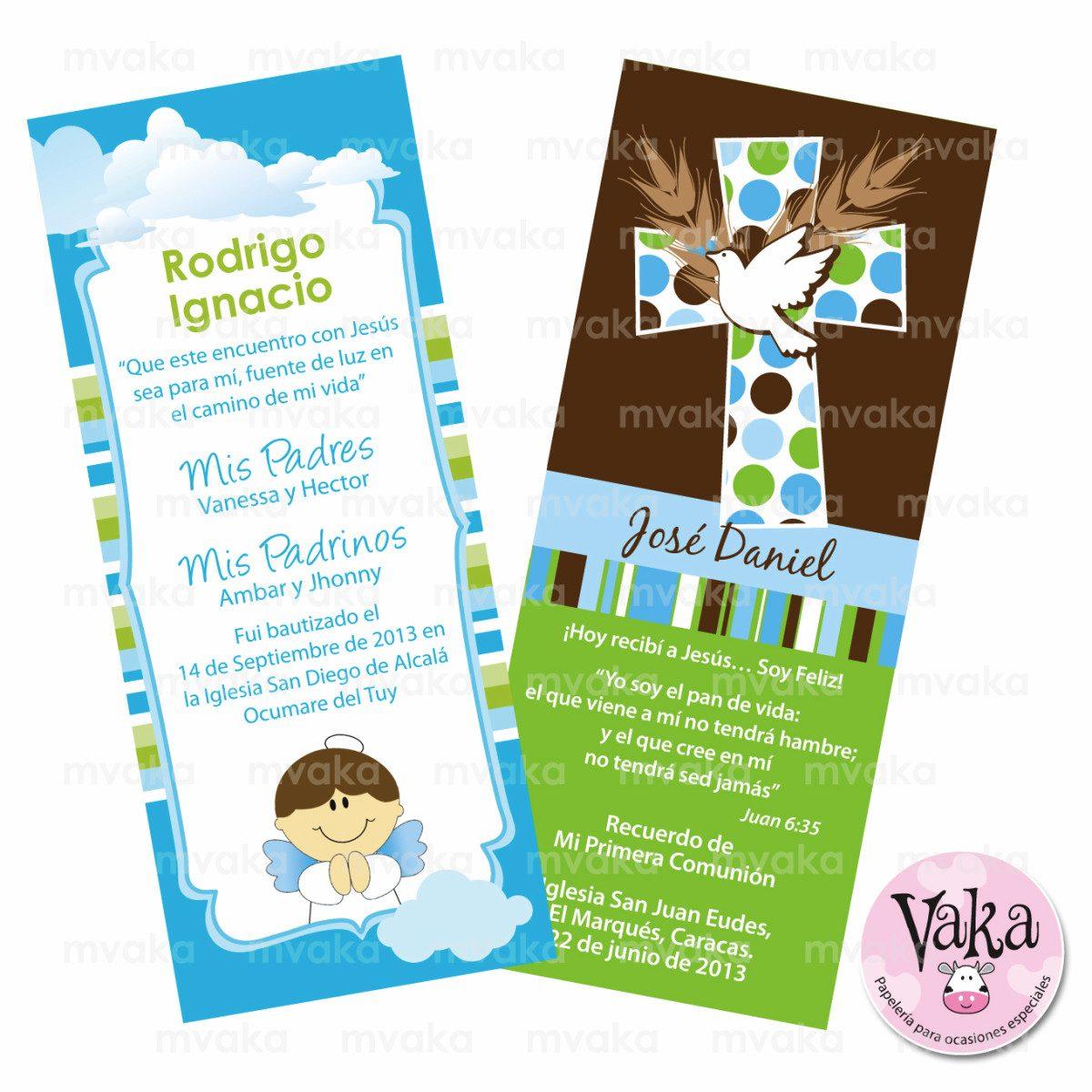 Dise os de tarjetas para recuerdos de bautizo imagui for Disenos para tarjetas