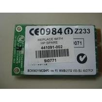 Tarjeta De Red Para Laptop Presario C700 F500 F700 Compaq