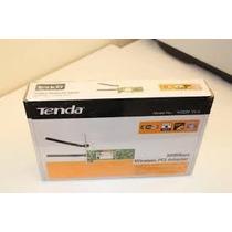 Tarjeta Tenda Wireless Pci Adapter 300mbps
