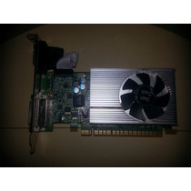 Tarjeta Video Nvidia Geforce Gt610 1gb Ddr3 Vga + Dvi 64bit
