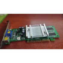 Vendo Tarjeta De Video Geforce 4mx4000 Agp