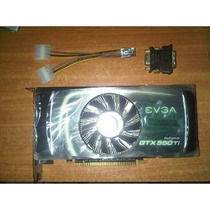 Tarjeta De Video Geforce Gtx 550 Ti 1gb Gddr5