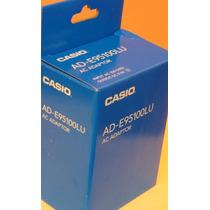 Adaptador Corriente Casio Ad-e95100lu 9.5v Teclado Piano Lar