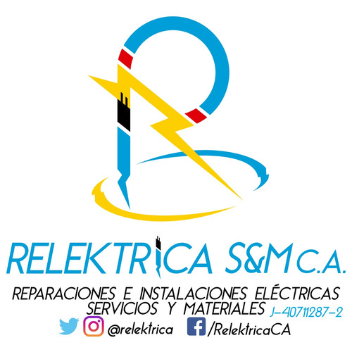 Tecnico Electricista Protector De Voltaje 220v Y Mas