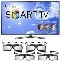 Tv Samsung Smart Tv 46 Serie 7/7500 Led, Full Hd, 3d Nuevo!