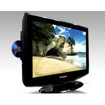 Tv Siragon L4204c De 42 1080p Con Dvd Incorporado