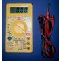 Dgk Ut30b Multimetro Digital 3-1/2 D 1000 Vdc 750 Vac 10 Amp