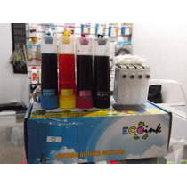 Sistema Continuo Para Epson Cx5600/cx6900/cx4900/tx100cx7300