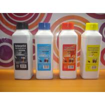 Tinta Epson Dey Para Cartuchos Y Sistemas De Tinta 1/2 Litr