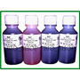4 Colores X 120ml Tinta Canon Mp250 Mp280 Ip2700 Pg210 Cl211