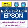 Reset Desbloqueador Tintas Epson L110 L200 L210 L350 L355