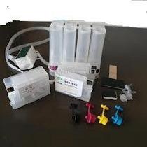 Sistema Continuo P/impresor Hp 8100/8600 Cartucho Hp 950/930