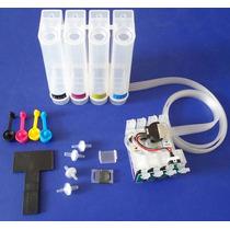 Sistema Continuo Para Epson T22 Tx120 Tx130 Nx130 Nx127 320f