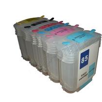 Cartuchos Recargable Plotter Hp 30-90-130 Con Chip S/tinta