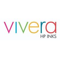 Kit De Tinta Hp Vivera 4x60ml 21, 22, 60, 122, 74, 75, 300