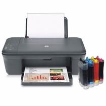 Instalacion De Sistema Tinta Continuo Hp + Kit Para Hp