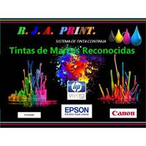 Sistemas De Tinta Continua Para Impresoras Hp