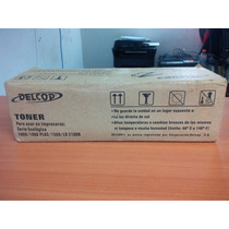 Toner Delcop Serie Ecologica 1000plus 1500 Ld2100d Original