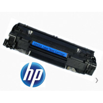 Toner Hp Generico Cb435a Para Laserjet P1005 - P1006
