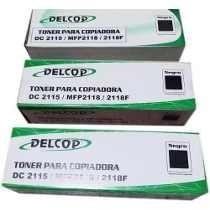 Toner Delcop Original Dc2115 Mfp2118 2118f Nuevos Y Sellados