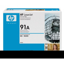 Toner Hp 91a 92291a Impresora Laserjet Lllsi / Lllsimx Nuevo
